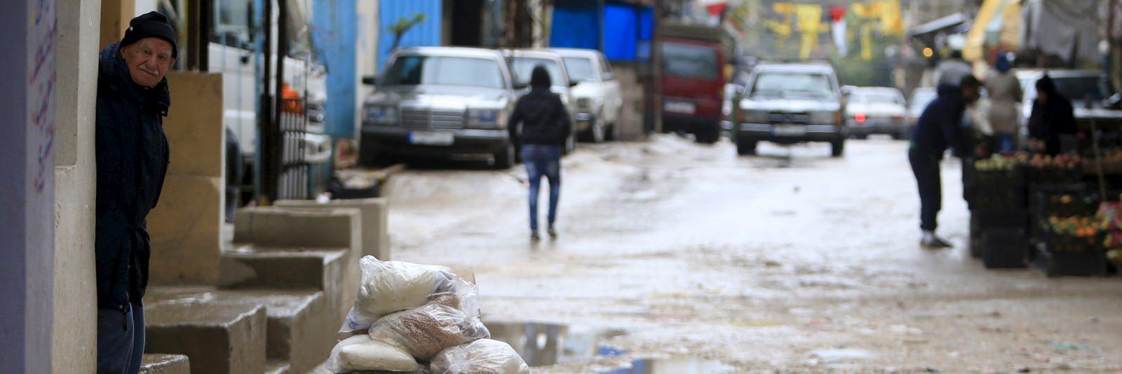 القصة غير الرسمية للمخيمات الفلسطينية في لبنان