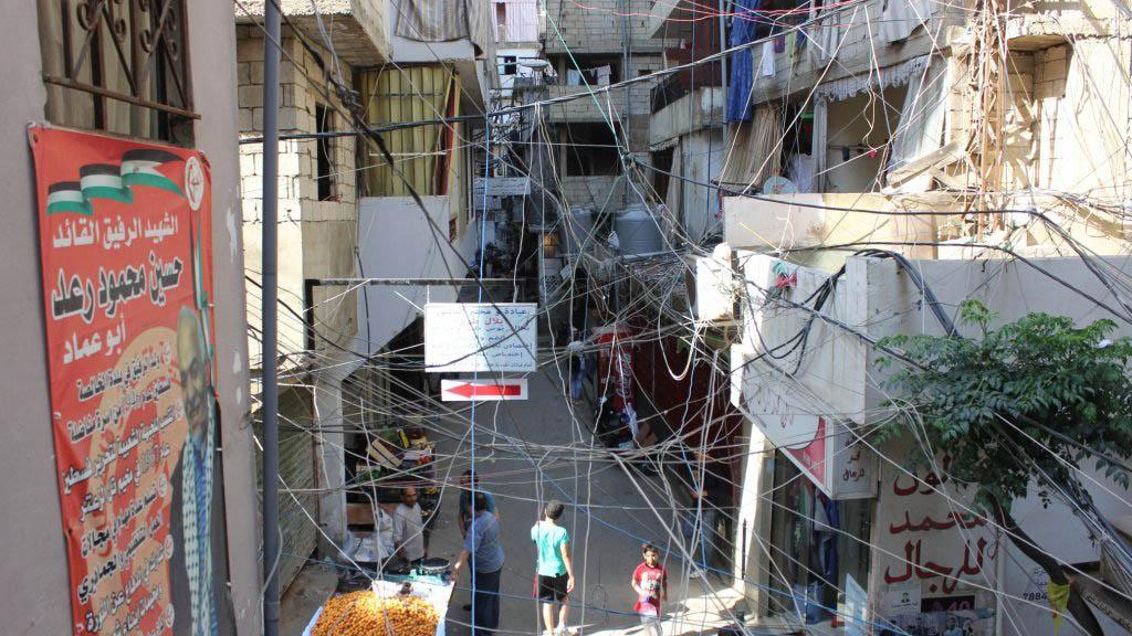 السلطات المصرية تمنع قافلة إغاثة لمخيمات اللاجئين الفلسطينيين في لبنان