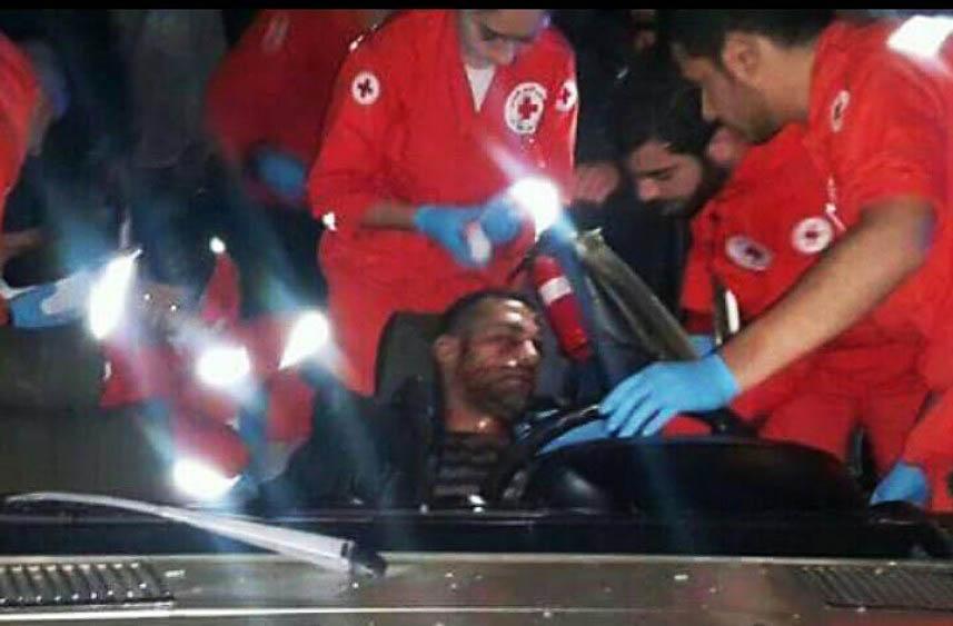 الفلسطيني نصر الله يناشد الخيرين لمساعدته لإجراء عملية في الجمجمة