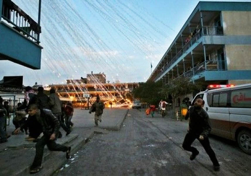 الأونروا تطالب بالتحقيق في اعتداء إسرائيل على منشآتها في 2014