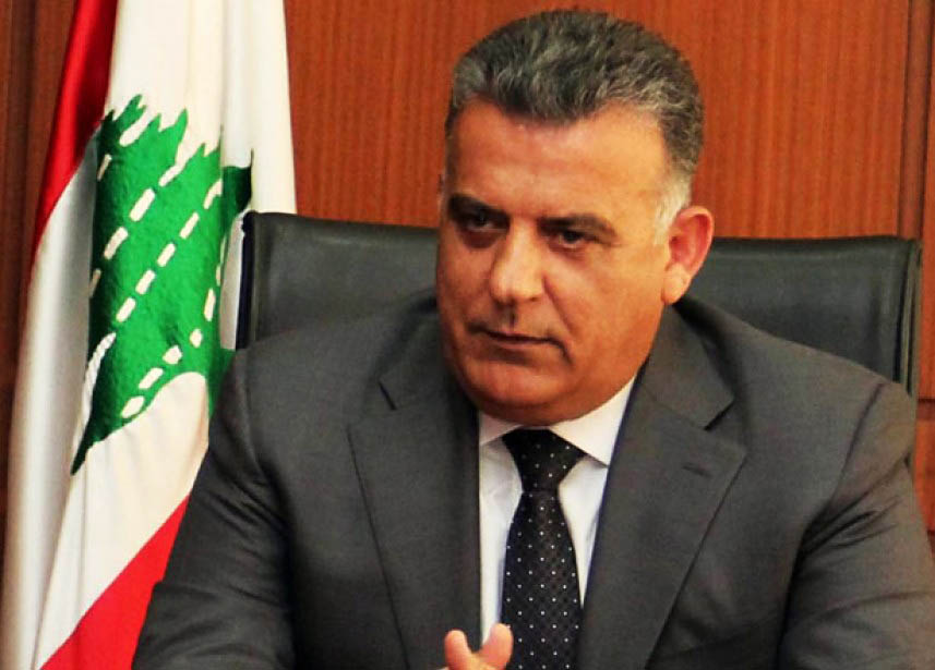 اللواء عباس ابراهيم || الفلسطينيون أصحاب حق وليسوا ملفاً أمنياً