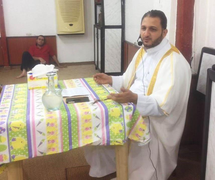 الجهاد تنظم محاضرة دينية بعنوان الإعتدال في الإسلام في عين الحلوة