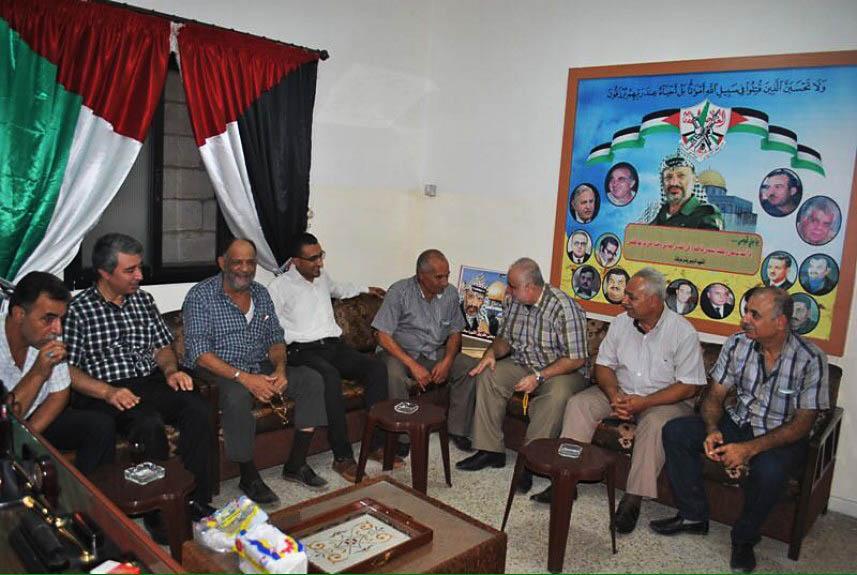 لقاء بين فتح والقيادة العامة في عين الحلوة || حريصون على الوحدة الوطنية