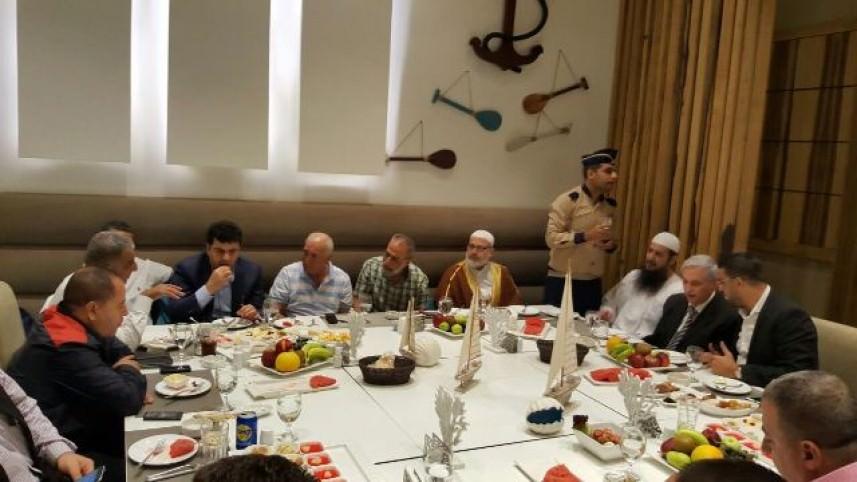 استقرار عين الحلوة والجوار طبق رئيسي على مائدة مستشار السفارة الفلسطينية