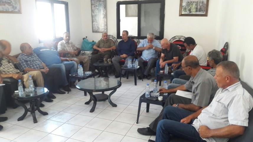 الفصائل الفلسطينية في لبنان || الإشكال في البص انتهى وتمت إزالة المخالفة