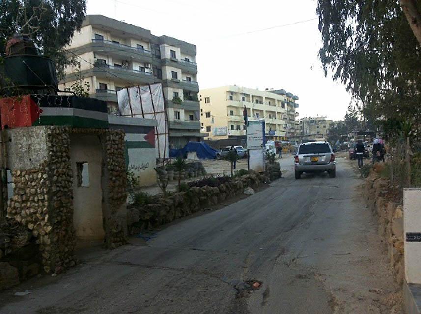 اجراءات مشددة حول مخيم البداوي بانتظار تسليم مطلوبين