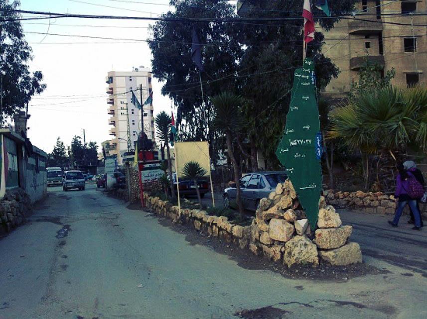 القوة الأمنية في البداوي تلقي القبض على شمو وتسلمه إلى الجيش اللبناني