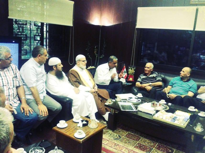 القوى الفلسطينية والجيش اللبناني اتفقا على تشكيل لجنة ارتباط