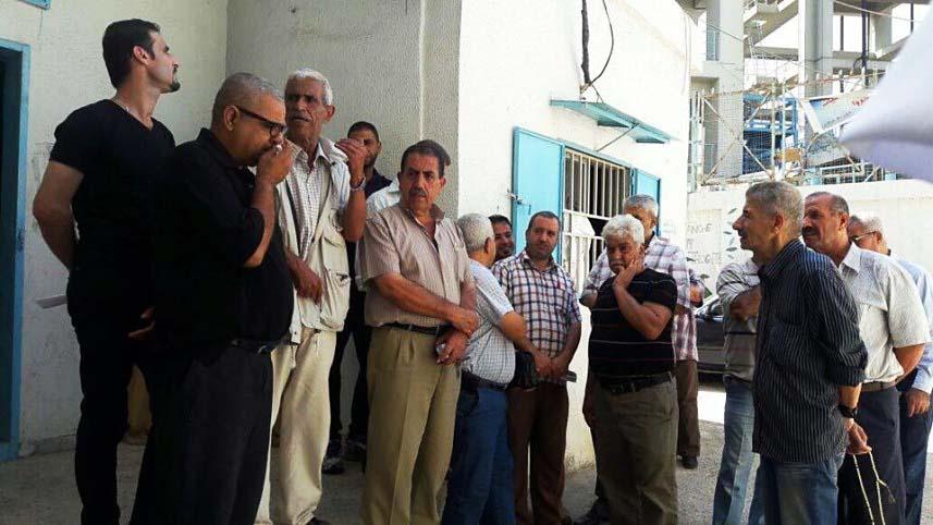 اعتصام للنازحين الفلسطينيين في مخيم البداوي احتجاجاً على تأجيل مساعدات الأونروا