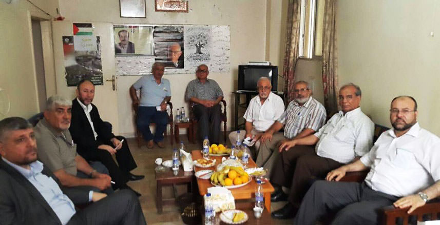 تحالف القوى الوطنية الفلسطينية في لبنان يشيد ببطولة شبان الانتفاضة