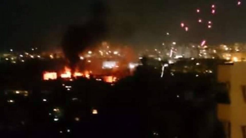 إطلاق نار و6 قذائف آر بي جي إثر اشتباك مسلح في عين الحلوة