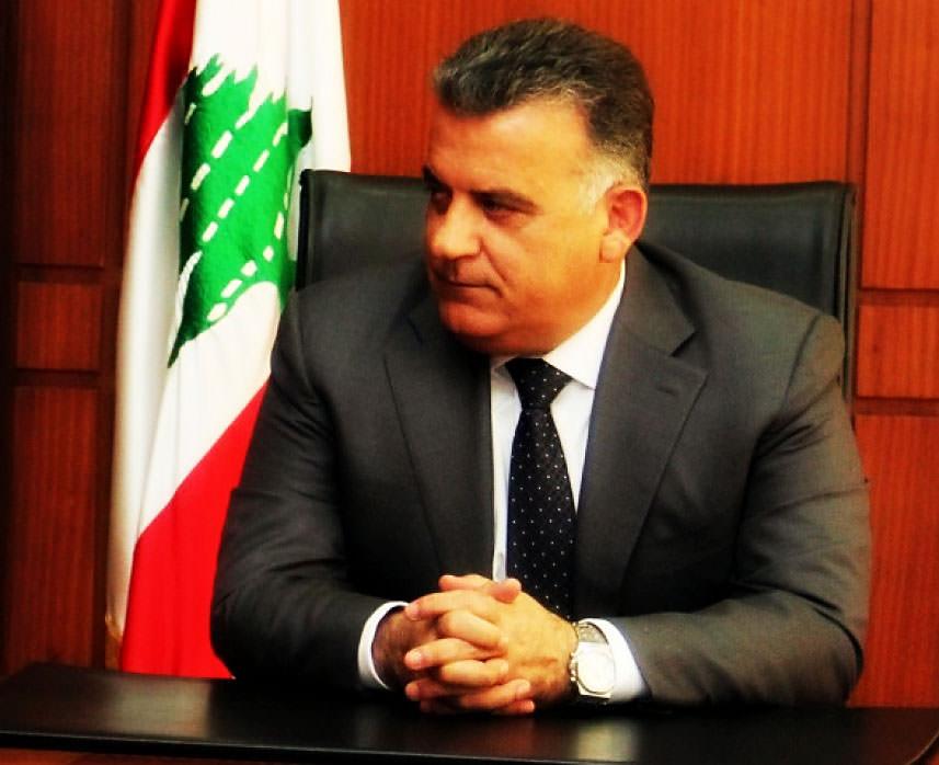 عباس ابراهيم بحث مع وفد من التحالف الفلسطيني أوضاع عين الحلوة