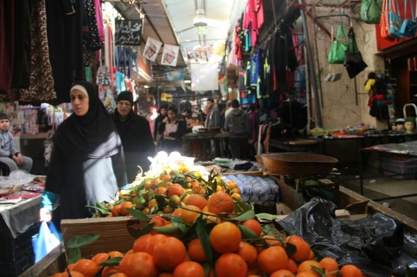استمرار الهدوء في مخيم عين الحلوة وحركة ناشطة في شوارعه