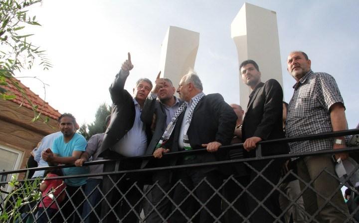 لجنة مسيرة العودة أحيت ذكرى النكبة الـ 68 في مارون الراس