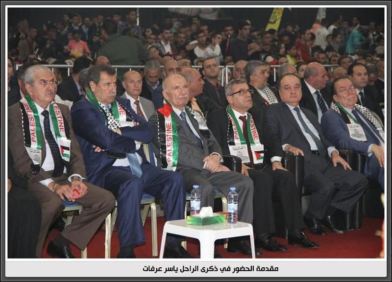 الذكرى العاشرة لرحيل ياسر عرفات / غيابه حضور