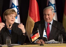 المستشارة الألمانية تنتقد اعتراف السويد بدولة فلسطين