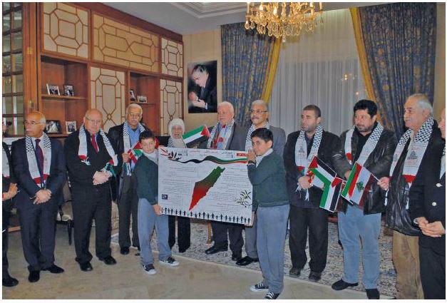 رفض فلسطيني لإيواء شادي المولوي