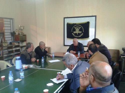 البارد / التحالف يبحث إنشاء المجلس الشعبي وتحديث اللجنة الشعبية