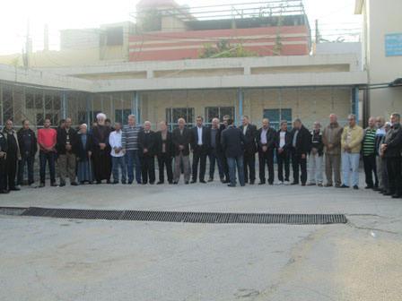 الجبهة الشعبية لتحرير فلسطين تحيي ذكرى الإنطلاقة الـ47 في مخيم الرشيدية