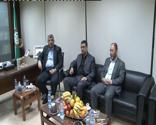 الجهاد الإسلامي وأمل / الفلسطينيون حريصون على أمن لبنان والمخيمات