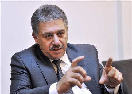 دبور استقبل وفد مدراء المناطق اللبنانية في الاونروا