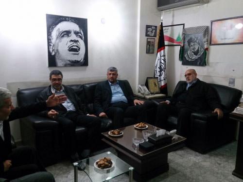 الرفاعي في زيارة للمرابطين لتوحيد الجهد العربي والإسلامي لدعم خيار الشعب الفلسطيني