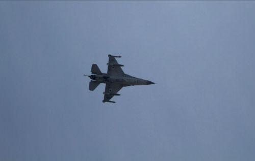 سلاح الجو الصهيوني يعلن الاستنفار في اعقاب طائرة القسام