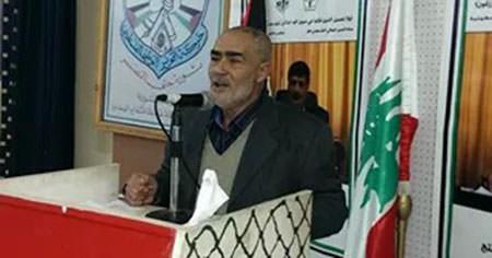 الجهاد الإسلامي في البداوي تُقدم واجب التعزية باستشهاد أبو عين