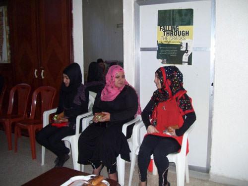 اتحاد المرأة يعقد اجتماعاً للمستفيدين من القرض المهني في عين الحلوة