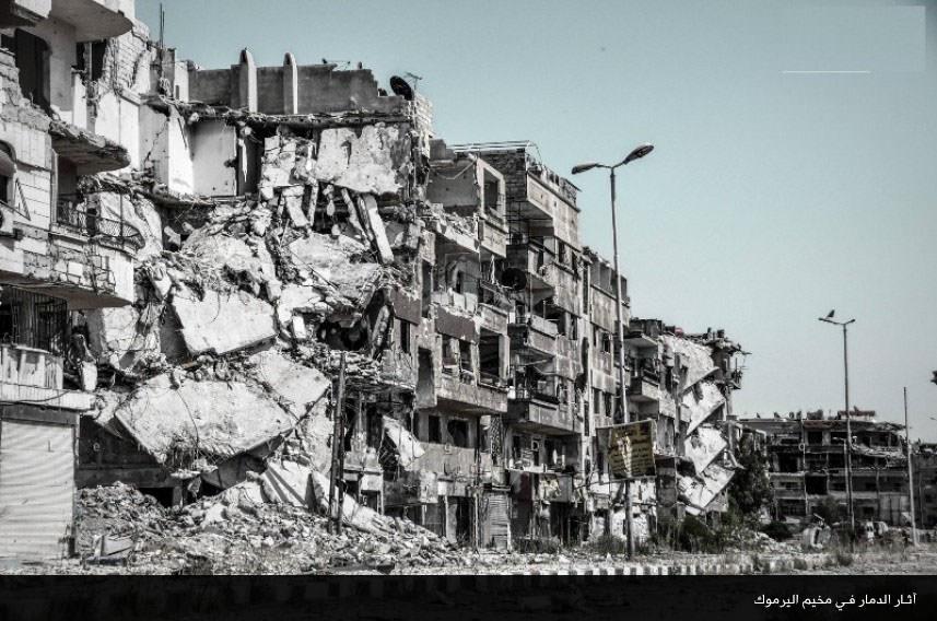 أكثر من 300 شهيد فلسطيني في سوريا بالنصف الأول من العام