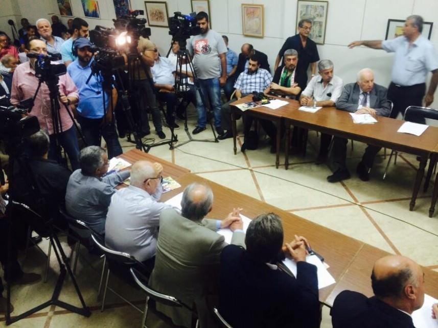 دعوة الى مسيرة غضب حاشدة في بيروت يوم الجمعة المقبل