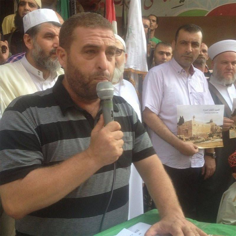 اعتصام في عين الحلوة نصرة للمسجد الأقصى وتأييداً للعمليات البطولية