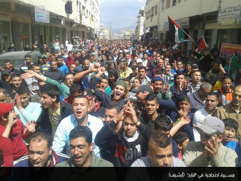 الفصائل واللجان الشعبية بالشمال قررنا التصعيد السلمي وسنتجه إلى بيروت