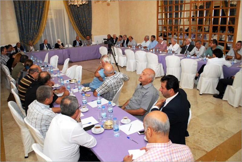 اللبنانية الفلسطينية للحوار / إطلاق برنامج تضامني مع القدس