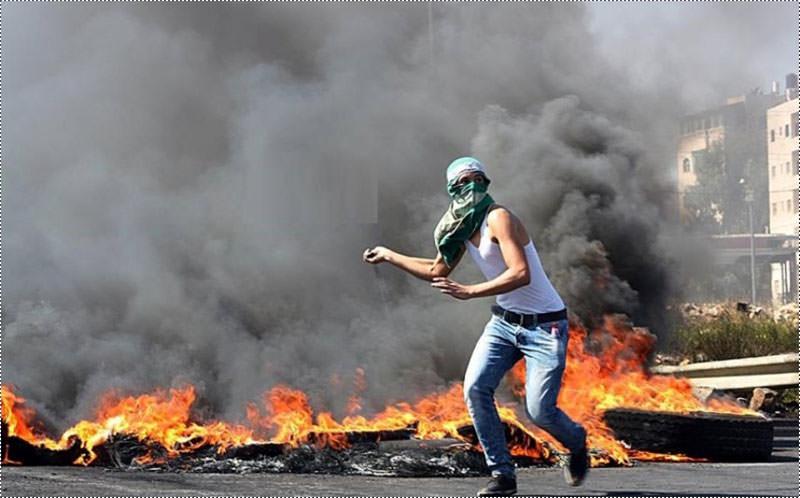 أهالي مخيم اليرموك ينظمون مهرجاناً تضامنياً مع القدس