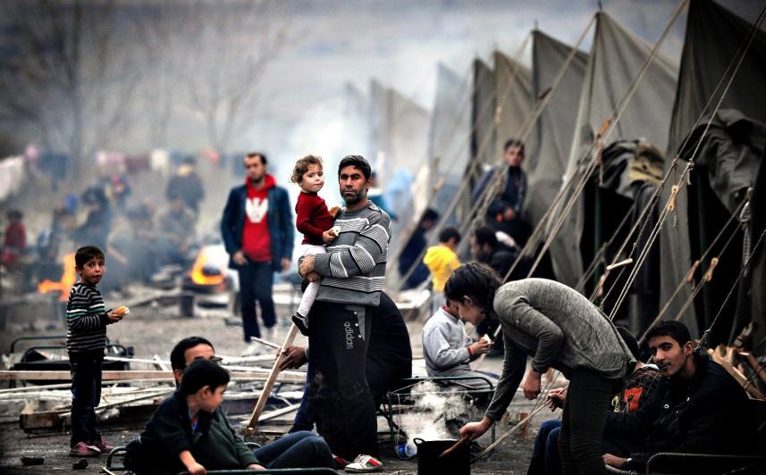 النازحون الفلسطينيون من سوريا | كوارث سكنية وغذائية وتعليمية