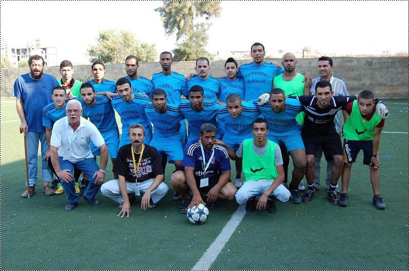 نادي العهد بطلاً لكأس الشهيد ابو عمار في لبنان