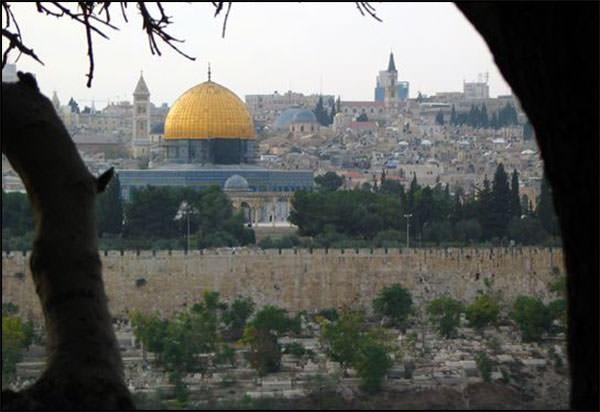 صور للمسجد الأقصى وقبة الصخره