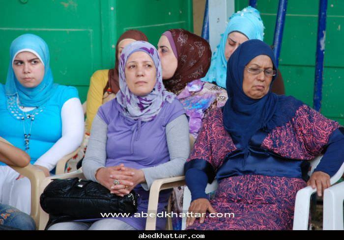 الرابطة الأجتماعية لأهالي الضاهرية في مخيم البداوي تكرم ابنائها المتفوقين