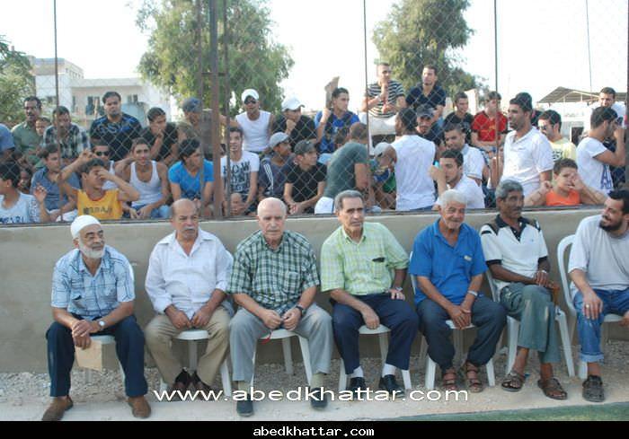 فريق الهلال مخيم البداوي يحقق الفوز على فريق العودة نهر البارد
