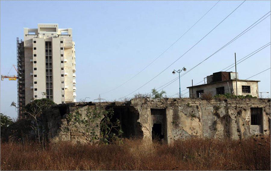 مدينة المجدل عسقلان في صور