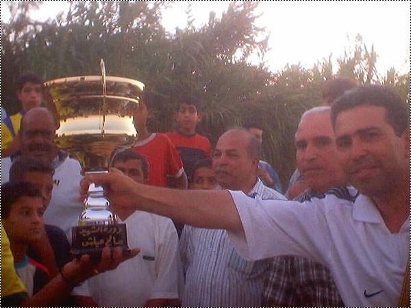 فريق القدس الرياضي - مخيم البداوي