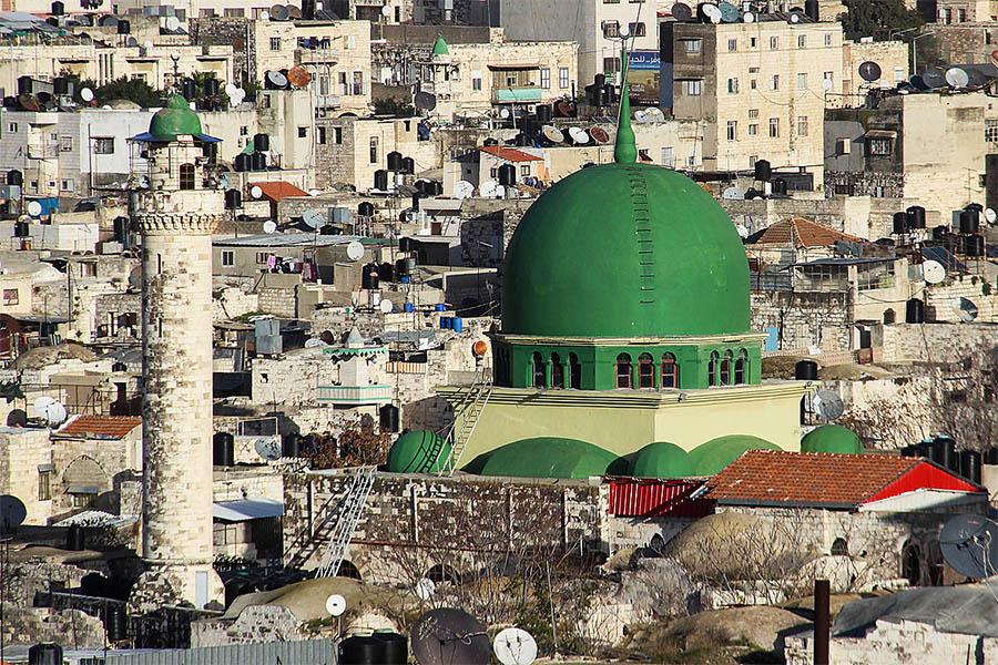 جامع النصر في مدينة نابلس