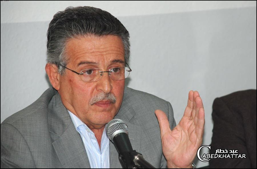 محاضرة للدكتور أسعد عبد الرحمن في ذكرى النكبة 65 نظمتها لجنة العمل الوطني في برلين