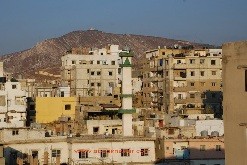 صور جديده  من مخيم البداوي [2009]