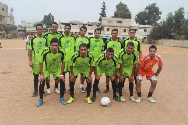 تعادل نادي البدر الكبرى ونادي الدرة من الدوري الفلسطيني