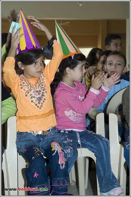 براءة أطفال مخيم البداوي