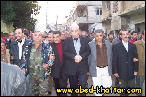 مهرجان سياسي في ذكرى الانطلاقة 43 لحركة فتح في مخيم البداوي