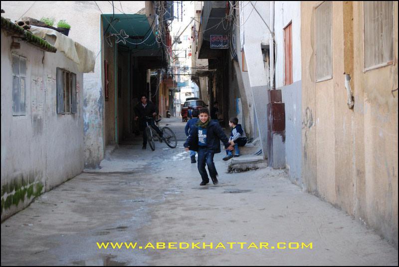 مزيدا من صور مخيم البداوي سنة 2009