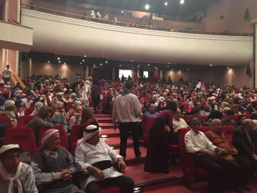 بيت أطفال الصمود يبحث حقوق الإنسان والهوية الفلسطينية والصحة النفسية
